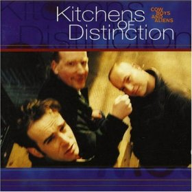 Kitchens Of Distinction - Cowboys & Aliens [CD]