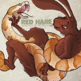 Red Hare - Little Acts Of Destruction [CD]