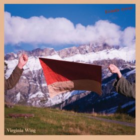 Virginia Wing - Ecstatic Arrow (Blue) [Vinyl, LP]