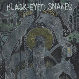 Black-eyed Snakes - Seven Horses [CD]