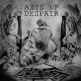 Axis Of Despair - Contempt For Man [CD]