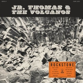 Jr. Thomas & The Volcanos - Rockstone [CD]