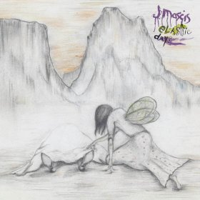 J Mascis - Elastic Days (Crystal Clear W/ Purple Swirl) [Vinyl, LP]