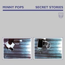 Minny Pops - Secret Stories [CD]