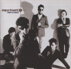 Department S - Sub-Stance [CD]