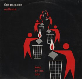 Passage - Enflame [CD]