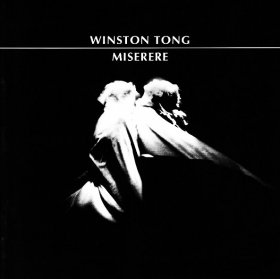 Winston Tong - Miserere [CD]