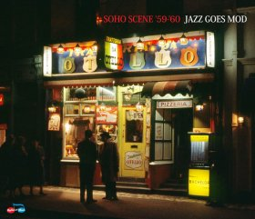 Various - Soho Scene '59-60 (Jazz Goes Mod) [4CD]