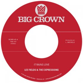 "Lee Fields & The Expressions - It Rains Love [Vinyl, 7""]"