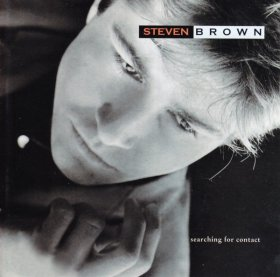 Steven Brown - Searching For Contact [CD]