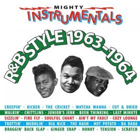 Various - Mighty Instrumentals R&B Style 1963-1964 [4CD]