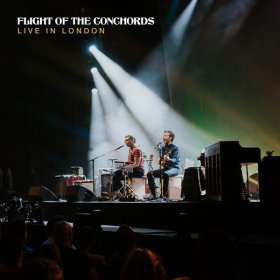 Flight Of The Conchords - Live In London (Clear / Loser Edition) [Vinyl, 3LP]