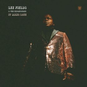 Lee Fields & The Expressions - It Rains Love (Translucent Red) [Vinyl, LP]