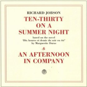Richard Jobson - 10.30 On A Summers Night [CD]