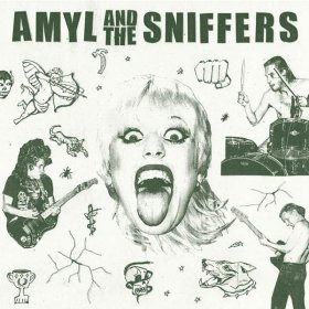 Amyl & The Sniffers - Amyl & The Sniffers (Green) [Vinyl, LP]