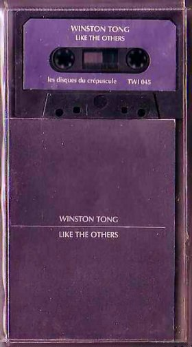Winston Tong - Like The Others [CD]