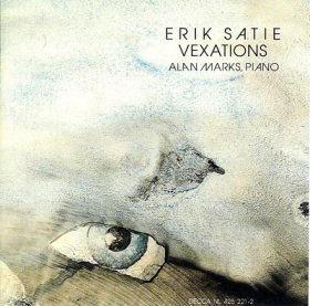 Erik Satie - Vexations [CD]