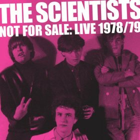 Scientists - Not For Sale: Live 78/79 [CD]