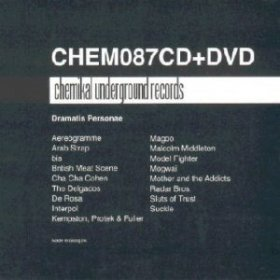 Various - Chem087 [CD + DVD]