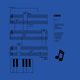 Omni - Networker (Ocean Blue / Loser Edition) [Vinyl, LP]
