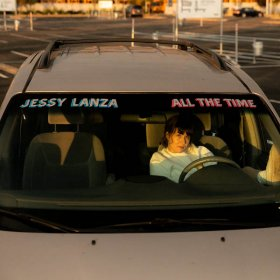 Jessy Lanza - All The Time (Turquoise/Pink) [Vinyl, LP]
