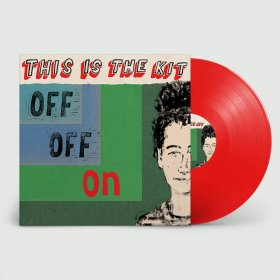 This Is The Kit - Off Off On (Red) [Vinyl, LP]