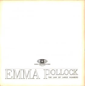 Emma Pollock - The Law Of Large Numbers [CD]