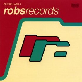 Various - Auteur Labels: Robs Records [CD]