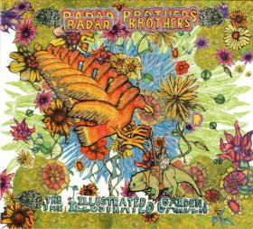 Radar Brothers - The Illustrated Garden [CD]