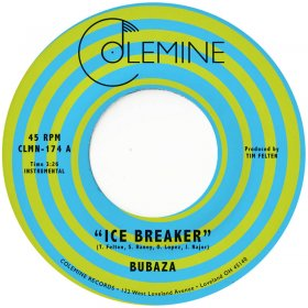 "Bubaza - Ice Breaker (Orange) [Vinyl, 7""]"