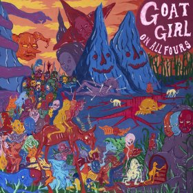 Goat Girl - On All Fours [Vinyl, 2LP]