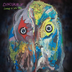 Dinosaur Jr. - Sweep It Into Space [CD]