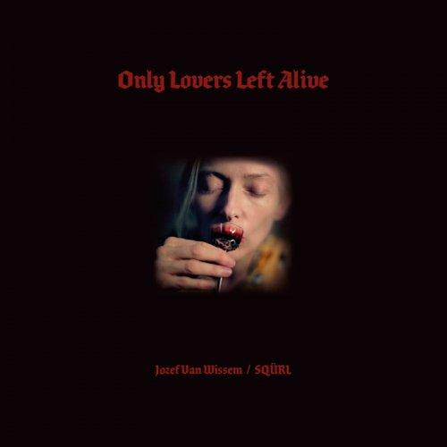 Squrl & Jozef Van Wissem - Only Lovers left Alive (OST) [CD], Konkurrent