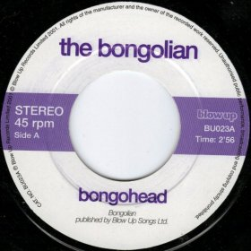 Bongolian - The Bongolian [Vinyl, LP]