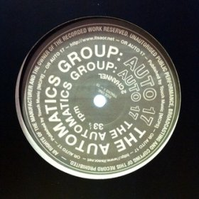 "Automatics Group - Auto 17 [Vinyl, 12""]"