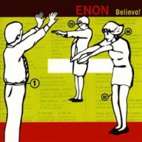 Enon - Believo [CD]