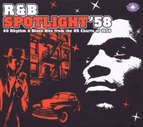 Various - R & B Spotlight '58 [2CD]