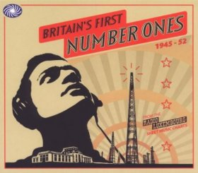 Various - Britain's First No 1's 1945-1952 [3CD]