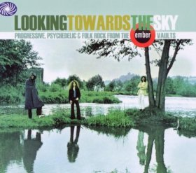 Various - Looking Towards The Sky: Ember Rock [CD]