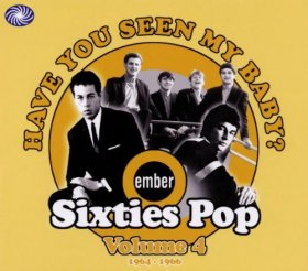 Various - Ember Sixties Pop Vol. 4 [CD]