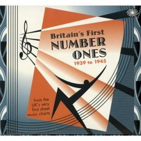 Various - Britain's First No 1's 1939-1945 [3CD]