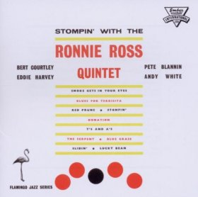 Ronnie Ross Quintet - Stompin' With [CD]