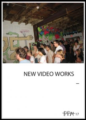 Various - New Video Works [DVD]