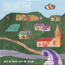 Standard Fare - Out Of Sight Out Of Town [CD]