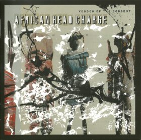 African Head Charge - Voodoo Of The Godsent [CD]