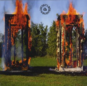 Sunburned Circle - The Blaze Game [CD]