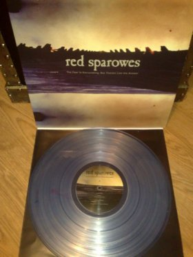 Red Sparowes - The Fear Is Excruciating [CD]