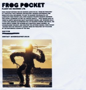 Frog Pocket - Come On Primates Show Your Teeth! [CD]