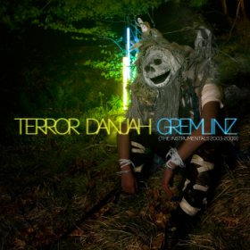 Terror Danjah - Gremlinz (the Instrumentals 2003-2009) [CD]