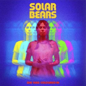 Solar Bears - She Was Coloured In [CD]